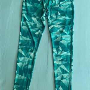 BCG small work out pants Small Turquoise